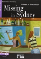 Missing in Sydney + audio-cd