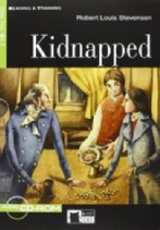 Kidnapped + audio-cd