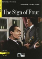 The Sign of Four + audio-cd