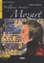 Wolfgang Amadeus Mozart + audio-cd