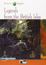 Legends from the British Isles + audio-cd