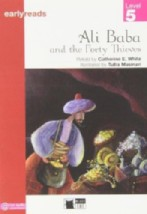 Ali Baba and the Forty Thieves + audio-cd
