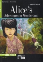 Alice's Adventures in Wonderland + audio-cd