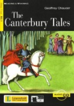 The Canterbury Tales + audio-cd