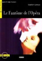 Le Fantôme de l'Opéra + audio-cd