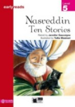 Nasreddin - Ten Stories + audio-cd