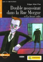 Double assassinat dans le Rue Morgue + audio-cd