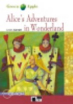 Alice in Wonderland + audio-cd