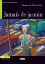 Jamais de Jasmin + audio-cd