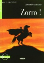 Zorro! + audio-cd