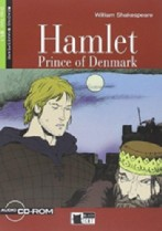 Hamlet Prince of Denmark (Playscript) + audio-cd