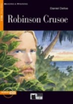Robinson Crusoe + audio-cd