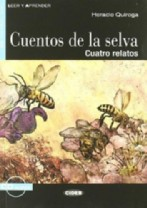 Cuentos de la selva + audio-cd