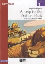 A Trip to the Safari Park + audio-cd