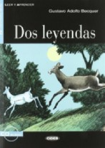 Dos Leyendas + audio-cd