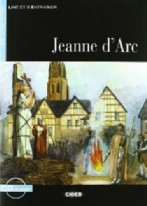 Jeanne d'Arc + audio-cd