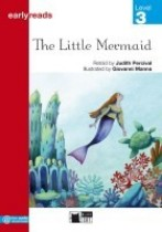 The Little Mermaid + audio-cd