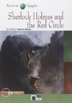 Sherlock Holmes And The Red Circle + audio-cd