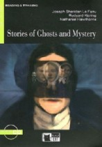 Stories of Ghosts and Mystery + audio-cd