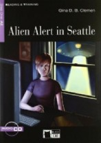 Alien Alert in Seatle + audio-cd