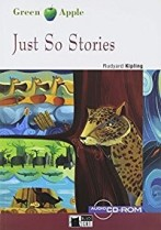 Just So Stories + audio-cd