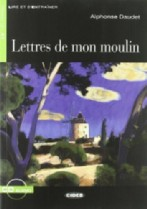 Lettres de mon moulin + audio-cd