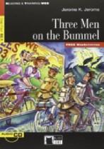 Three Men on the Bummel + audio-cd