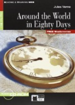 Around the World in Eighty Days + audio-cd