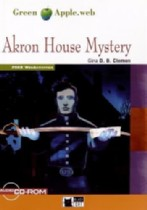 Akron House Mystery + audio-cd