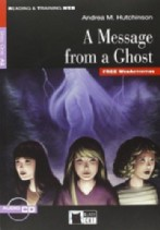 A Message from a Ghost + audio-cd