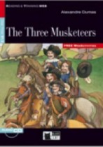 The Three Musketeers + audio-cd