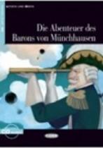 Die Abenteuer des Barons von Münchhausen + audio-cd