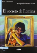 El Secreto de Romina + audio-cd