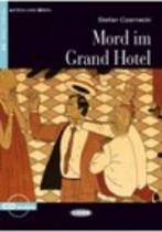 Mord im Grand Hotel + audio-cd