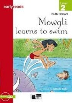 Mowgli Learns To Swim + audio-cd