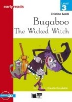 Bugaboo the Wicked Witch + audio-cd