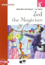 Zed the Magician + audio-cd