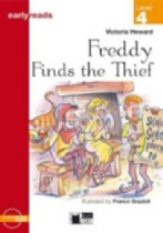 Freddy Finds The Thief + audio-cd