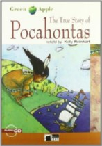The True Story Of Pocahontas + audio-cd