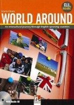 World Around Student's Book + audio-cd