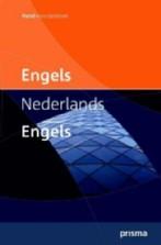 Prisma Handwoordenboek Engels-Nederlands en Nederlands-Engels