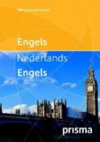 Prisma miniwoordenboek Engels-Nederlands Nederlands- Engels