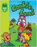 Cookie Land Student's Book + audio-cd