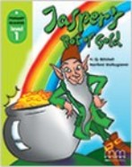 Jasper's Pot of Gold Student's Book + audio-cd