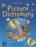 Longman Children's Picture Dictionary + audio-cd