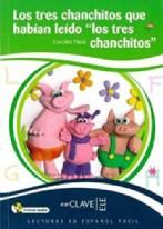 Lecturas Niños - Los Tres Chanchitos + Cd Audio
