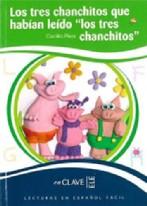 Lecturas Niños - Los Tres Chanchitos