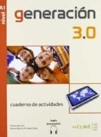 Generación 3.0 - Cuaderno De Actividades (a1) + Audio Descargable