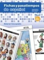 Fichas Y Pasatiempos De Español
