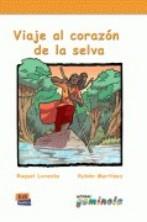 Viaje Al Corazón De La Selva - Libro+cd